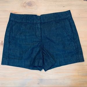"LOFT | ""The Riviera"" Denim Shorts NWOT"